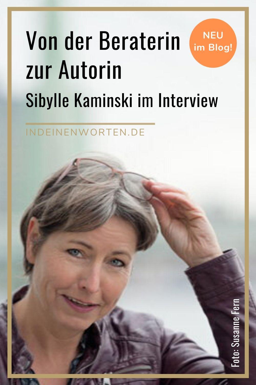 """Beraterin Sibylle Kaminski hat ihren Ratgeber """"Der kleine Job-Coach"""" veröffentlicht. Ein Interview übers Schreiben und Schreibcoaching. #indeinenworten"""